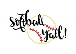 Softball y'all