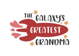 The galaxy's greatest grandma