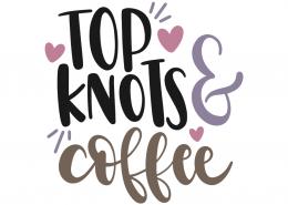 Top knots coffee