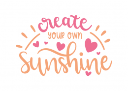 Create yourown sunshine