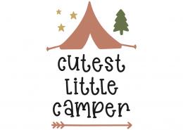 Cutest little camper