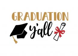 Graduate y'all