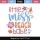 Little miss beach babe