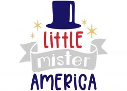 Little mister america