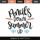 Pencils down summer up