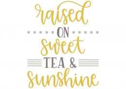 Raised on sweet tea and sunshine