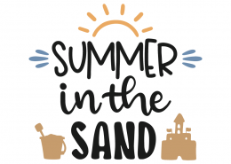 Summer in the sand