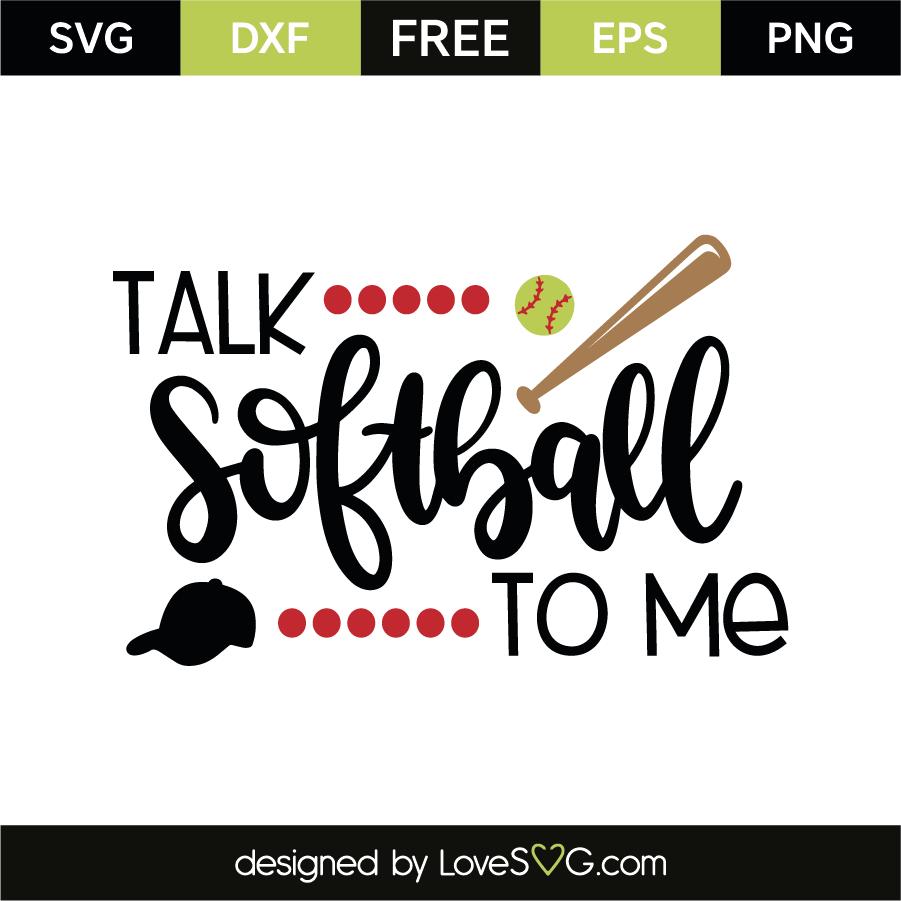 Talk softball to me