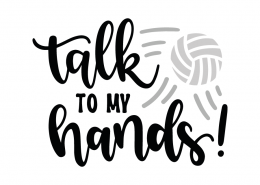 Talk to my hands