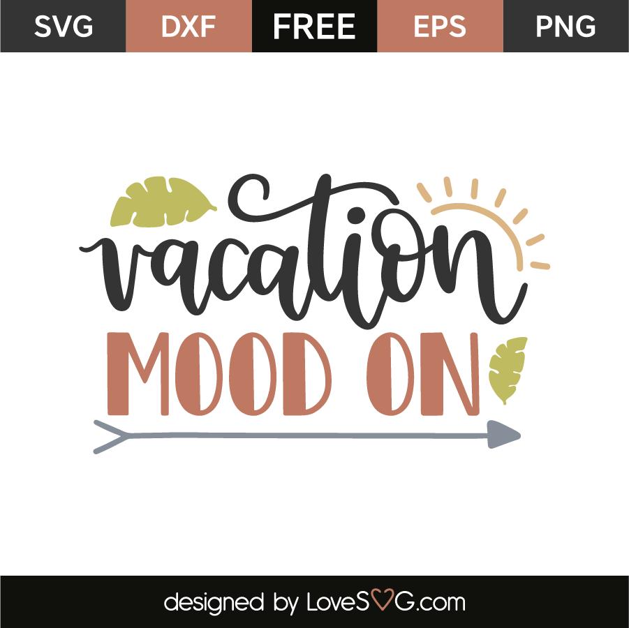 Vacation mood on