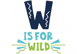 W is for wild