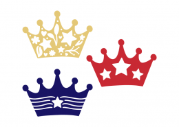 4th of july - Crowns