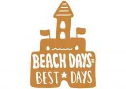 Beach days - Best days