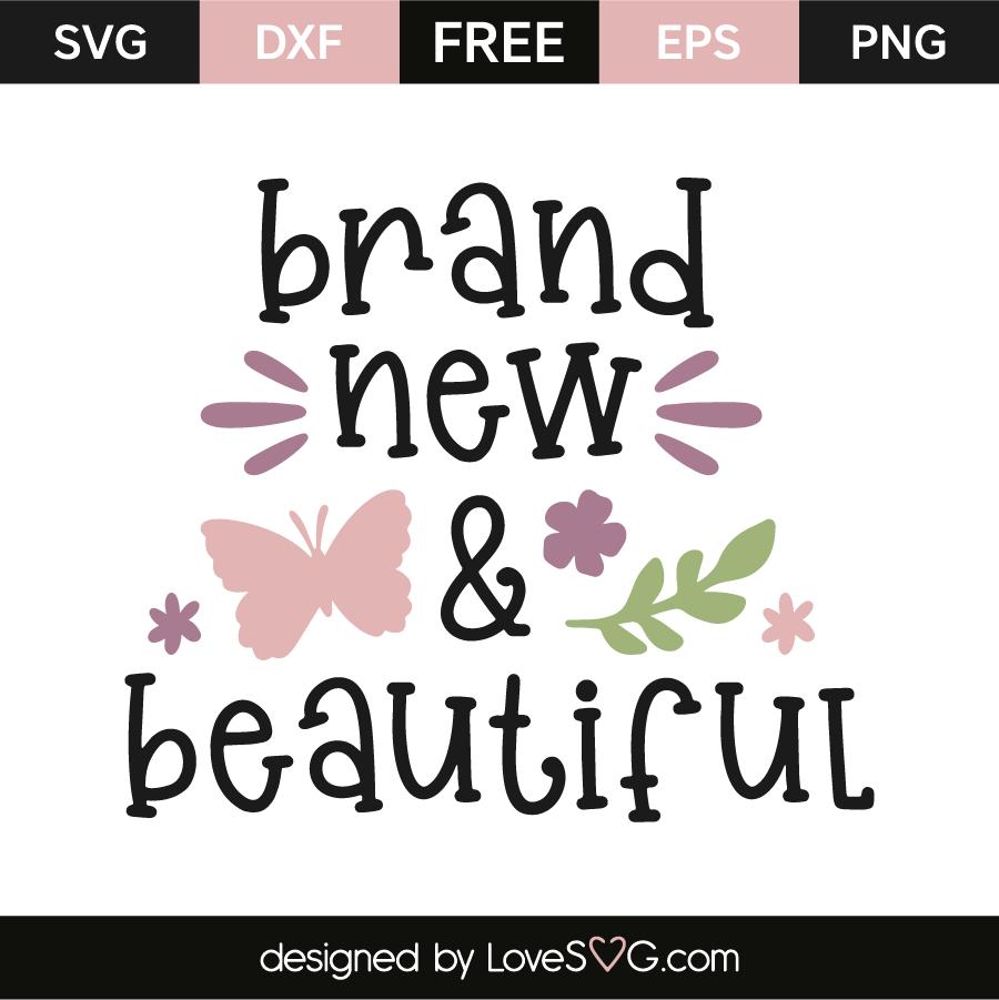 Brand new & beautiful
