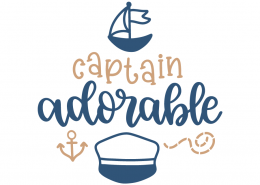 Captain adorable