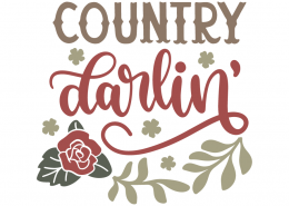 Country darlin'