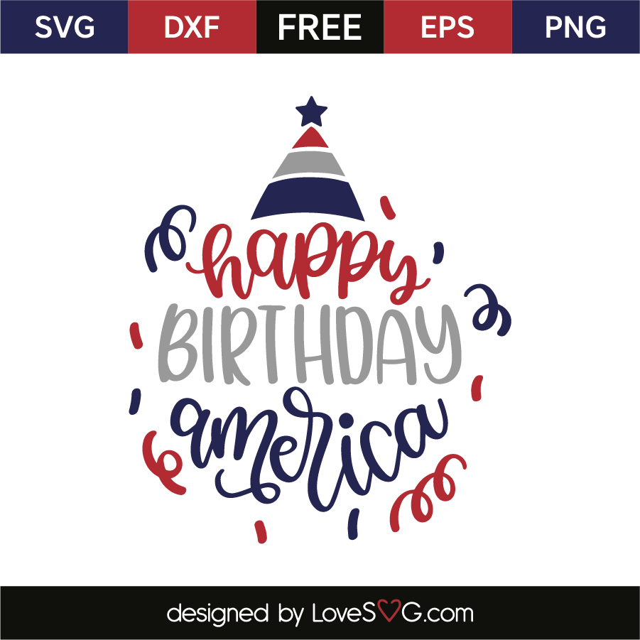 Happy birthday America