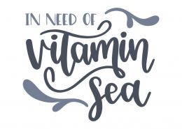 In need vitamin sea