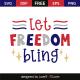 Let freedom bling