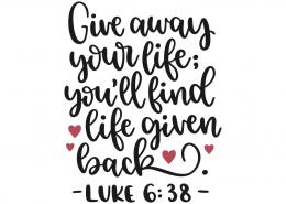 Luke 6:38