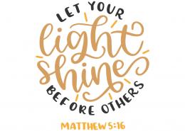 Matthews 5:16