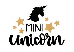 Mini unicorn