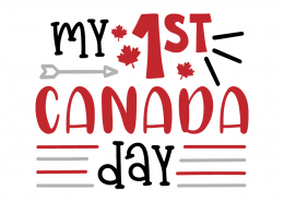 My 1st Canada day