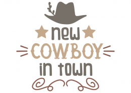 New cowboy in town