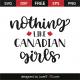 Nothing like Canadian girls