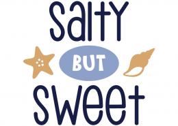 Salty but sweet