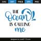 The ocean is calling me