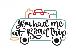 You had me at road trip