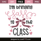 I'm bringing sass to the class