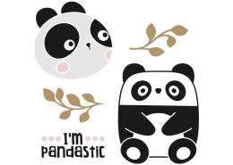 I'm pandastic