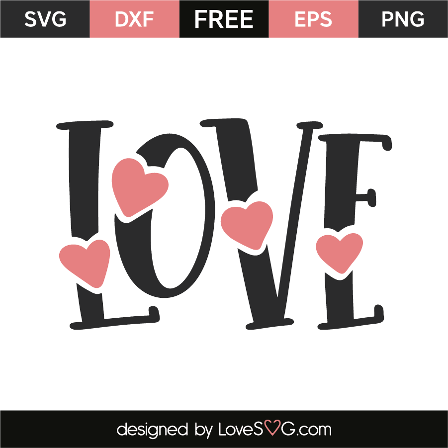 1324+ Free Svg Love Best Quality File
