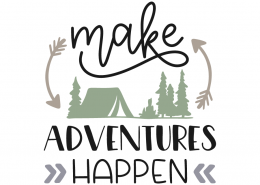 Make adventures happen