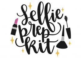 Selfie prep kit