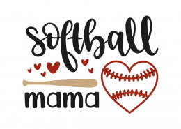 Softball mama