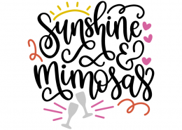 Sunshine & mimosas