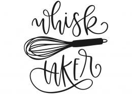 Whisk taker