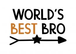 World's best bro