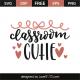 Classroom cutie