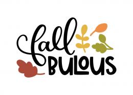 Fall bulous