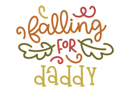 Falling for daddy