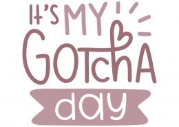 It's gotcha day