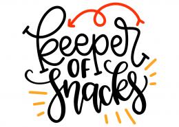 Keeper of snacks