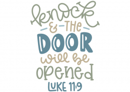 Luke 11:9