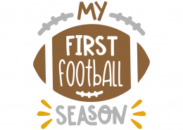 My first football season