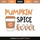 Pumpkin spice lover