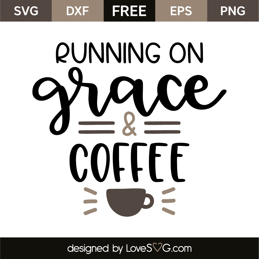 Running on grace & coffee